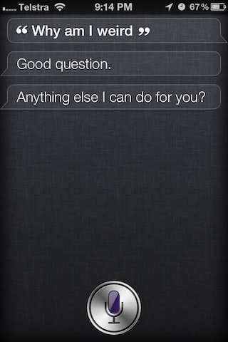 Siri Example 8