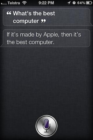 Siri Example 3