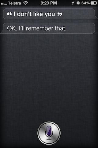 Siri Example 7