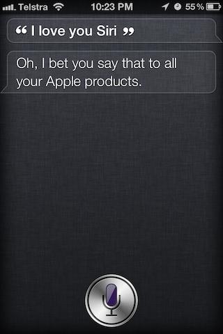 Siri Example 2